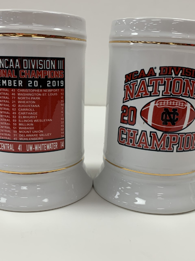Image for the North Central College Championship Ceramic Stein product