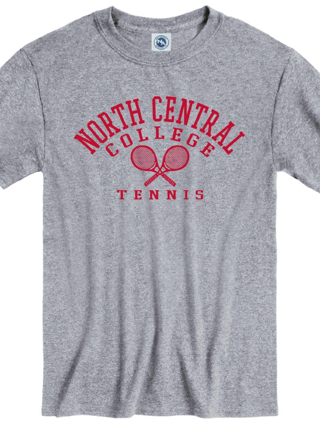 Image for the North Central College Tennis Tees by New Agenda product