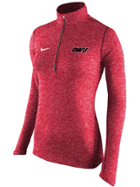Image for the Nike Women's Heather Element 1/2 Zip product