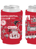 Image for the North Central College Can Kooler - Julia Gash product