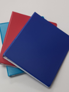 Image for the Samsill Two-tone View Binder product