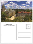 Image for the Postcard - Campus Aerial product