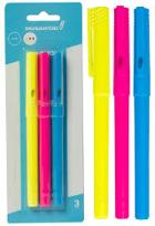 Image for the 3-Pack Pen-Style Highlighters product