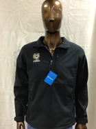 Image for the Ascender Softshell Jacket, Tiger Head, Black, Columbia product