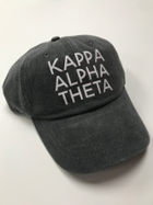 Image for the Kappa Alpha Theta Simple Hat product