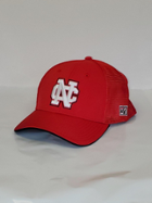 Image for the North Central College The Diamond-Mesh-Gamechanger Stretch Hat product