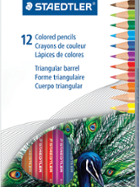 Image for the Staedtler Twelve Count Colored Pencils product