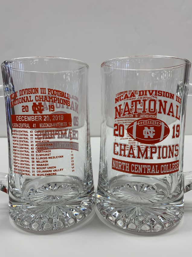 Image for the North Central College Championship Tankard 25 oz. product