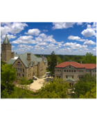 Image for the 5 x 7 Photo Print - Campus Aerial product
