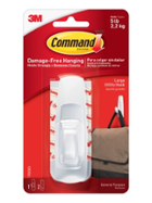 Image for the Command Adhesive Hook White product