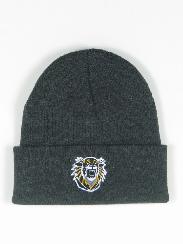 Image for the Basic Knit Cuff Beanie; Black/Charcoal; L2 product