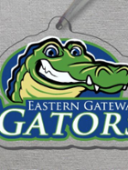 Image for the EGCC Gator Ornament product