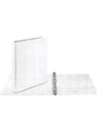 Image for the Samsill Economy Pocket View Binder White 1in product
