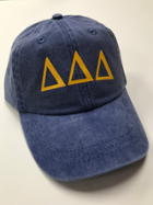 Image for the Delta Delta Delta Letters Hat product