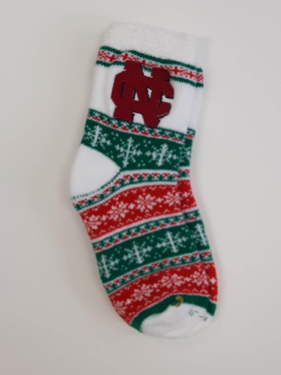 Alternative Image for the Holiday Socks product