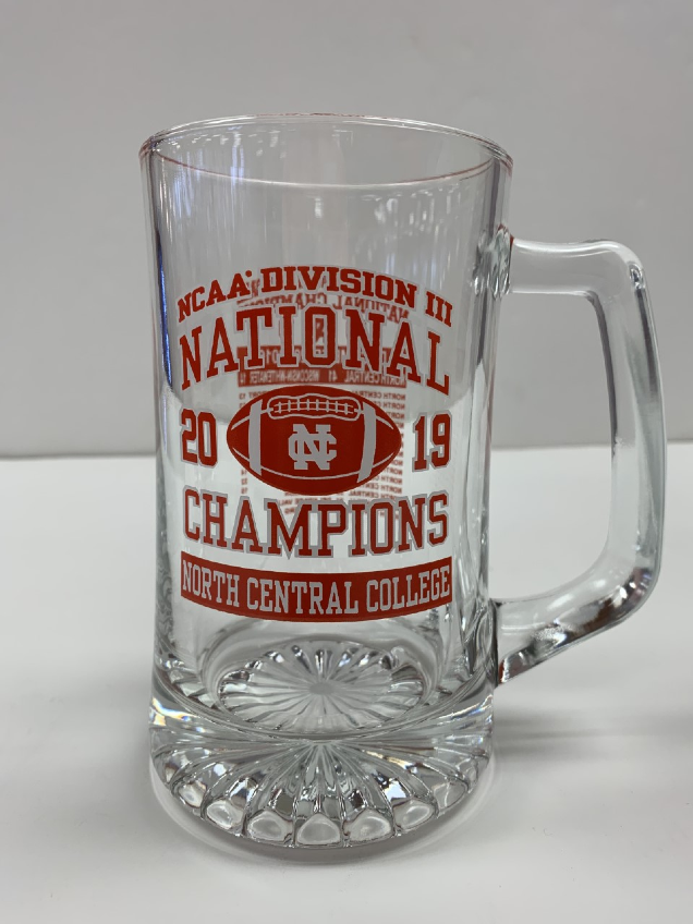 Alternative Image for the North Central College Championship Tankard 25 oz. product