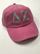 Image for the Delta Zeta Letters Hat product