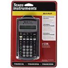 Image for the TI BA II Plus Financial Calculator Texas Instruments product