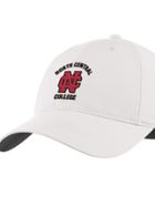 Image for the North Central College Custom Tech White Nike Hat product