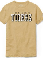 Image for the Youth Victory Falls Tee; Heather Varsity Gold; L2 product