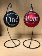 Image for the Ornament Ohio Wesleyan Mom product