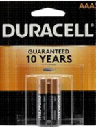 Image for the Duracell AAA Battery Two Pack product