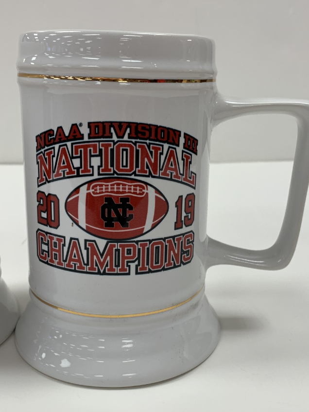 Alternative Image for the North Central College Championship Ceramic Stein product
