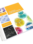 Image for the Chemistry Carbonless Spiral Bound Notebook (50pgs/ Hayden-McNeil) product