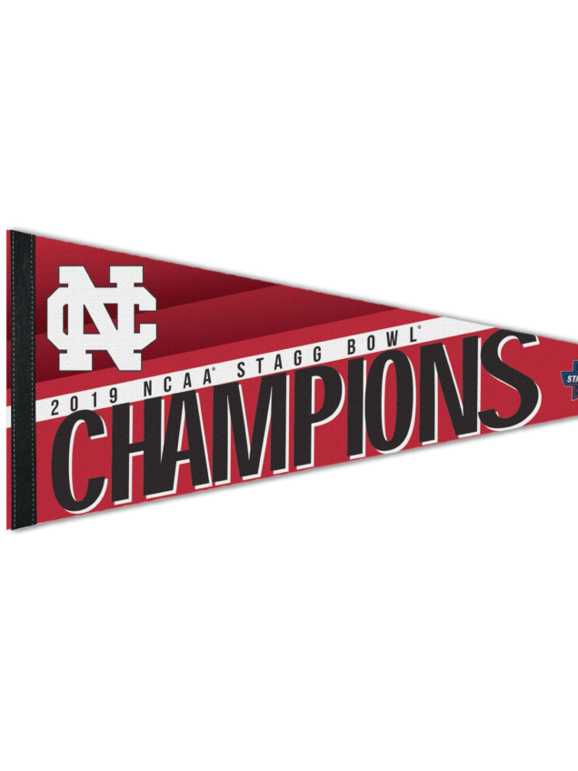 Image for the North Central College Championship Pennant by Wincraft product