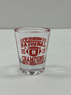 Image for the Championship 1oz Shot glass product