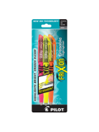 Image for the Pilot Erasable Highlighter Three Color Pack product
