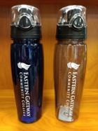 Image for the EGCC Tritan Sports Water Bottle with Flip Top Lid product