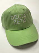 Image for the Delta Zeta Simple Hat product