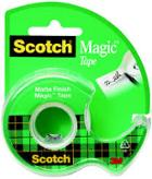 "Image for the Scotch Magic™ Transparent Tape; Tape with Refillable Dispensers; 3/4"" x 300"" product"