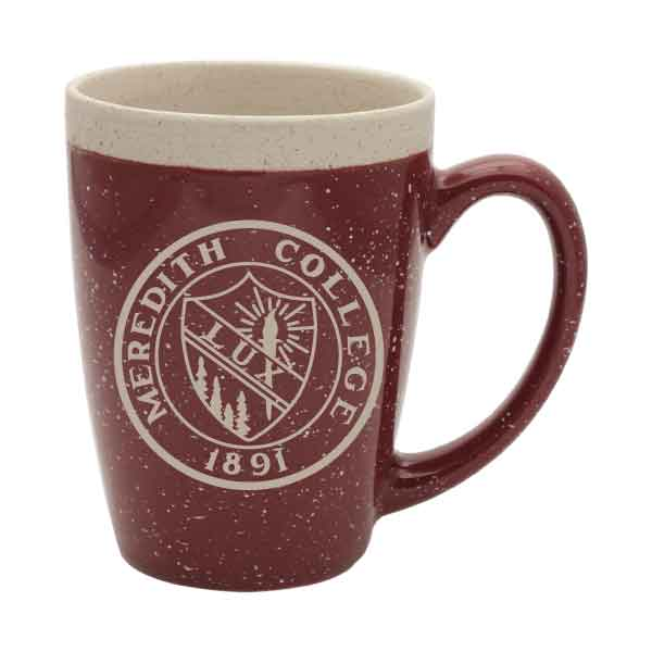Alternative Image for the 16 oz Maroon Adobe Collection Mug product