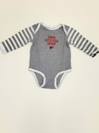 Image for the North Central College Infant Long Sleeve Bodysuit product
