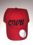 Image for the Zoey Ladies OWU Red Hat product