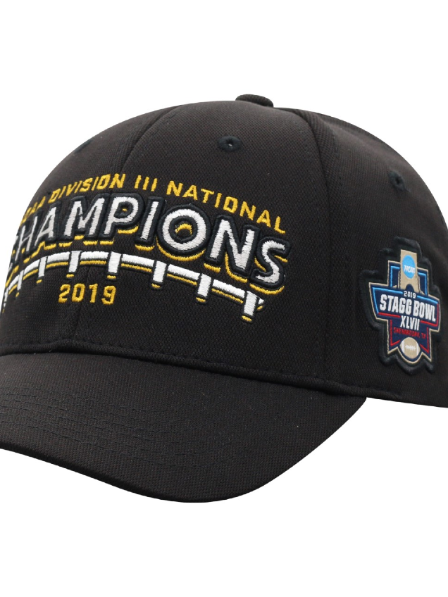 Image for the North Central College Championship Stagg Bowl Hat by Top of The World product