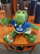 Image for the Gator with Royal T-shirt Plush product