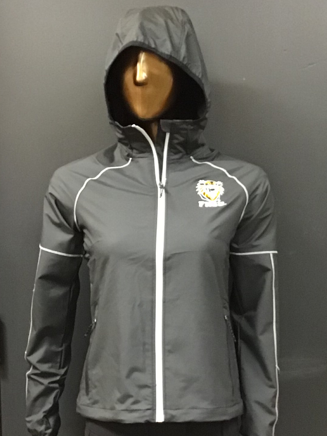 Image for the FHSU Columbia Women's Panther Creek Jacket, Black product