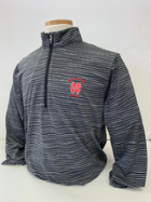 Image for the North Central College Capacity 1/4 zip by Antigua product