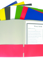 Image for the Recycled Paper Pocket Folder product