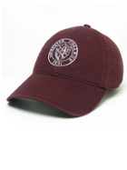 Image for the Relaxed Twill Hat, Embroidered Seal Design product