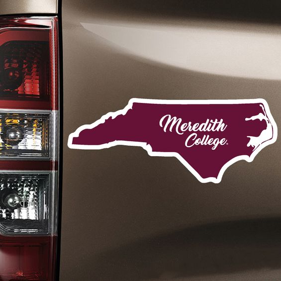 Image for the Car Magnet, State Outline product