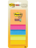 Image for the POst it Super Sticky Notes, Asst product