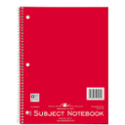 Image for the Roaring Spring Single Subject Notebooks; College Rule, 70 Sheets product