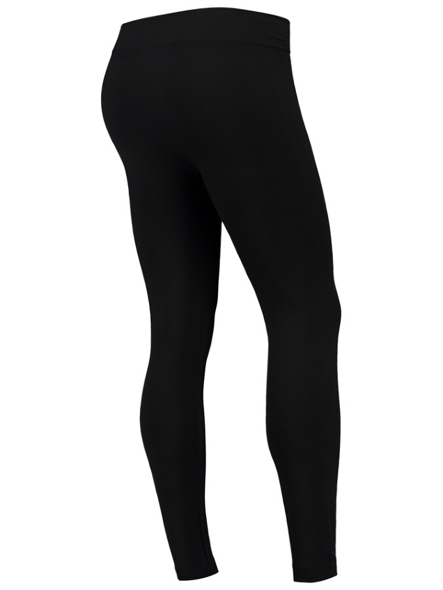 Alternative Image for the North Central College Black Legging w/Red Logo by Zoozatz - Price reduction! product