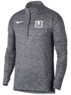 Image for the Nike Heather Element Performance 1/4 Zip product