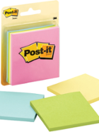 Image for the Post it Notes 3x3 Pastel product