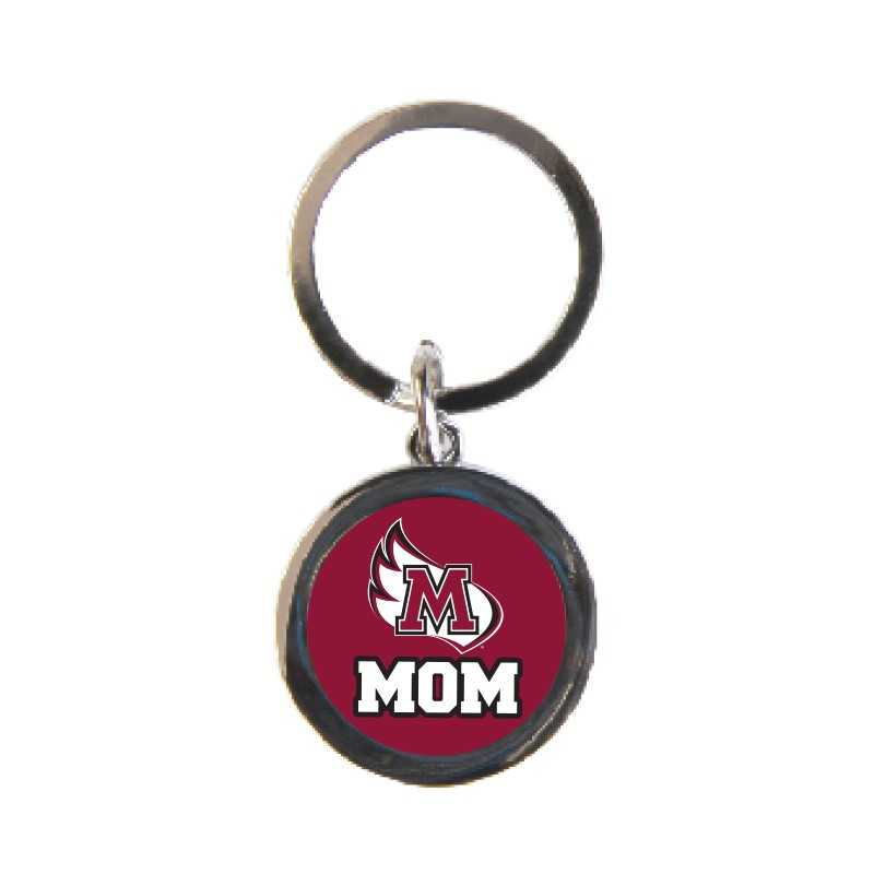 Image for the Silver Key Tag, Mom and Dad product